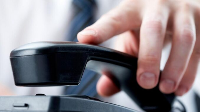 Εκτός λειτουργίας τηλέφωνα στο δήμο Θηβαίων, από ζημιές στο δίκτυο του ΟΤΕ αύριο Παρασκευή